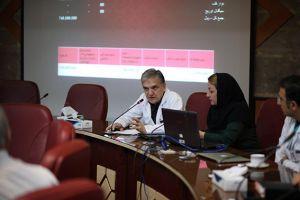 دویست و هفتمین جلسه شورای پژوهشی و اخلاق در پژوهش در مرکز قلب و عروق شهید رجایی: عکس شماره 2 / 12