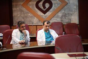 دویست و هفتمین جلسه شورای پژوهشی و اخلاق در پژوهش در مرکز قلب و عروق شهید رجایی: عکس شماره 5 / 12