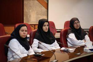 دویست و هفتمین جلسه شورای پژوهشی و اخلاق در پژوهش در مرکز قلب و عروق شهید رجایی: عکس شماره 6 / 12