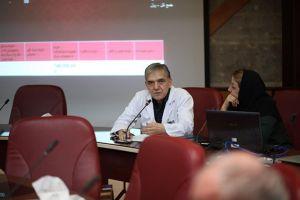 دویست و هفتمین جلسه شورای پژوهشی و اخلاق در پژوهش در مرکز قلب و عروق شهید رجایی: عکس شماره 7 / 12
