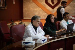 دویست و هفتمین جلسه شورای پژوهشی و اخلاق در پژوهش در مرکز قلب و عروق شهید رجایی: عکس شماره 9 / 12