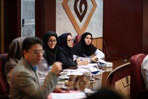 دویست و هفتمین جلسه شورای پژوهشی و اخلاق در پژوهش در مرکز قلب و عروق شهید رجایی: عکس شماره 11 / 12