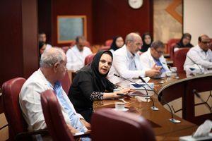 دویست و هفتمین جلسه شورای پژوهشی و اخلاق در پژوهش در مرکز قلب و عروق شهید رجایی: عکس شماره 12 / 12