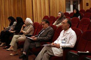 سمپوزیوم نارسایی قلب هماتولوژی در مرکز قلب و عروق شهید رجایی: عکس شماره 3 / 12