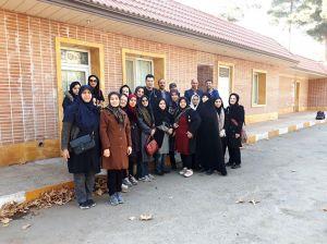 سفر تیم طبیعت گردی مرکز به کاشان ، روستای ابیانه و منظقه کویری: عکس شماره 4 / 12