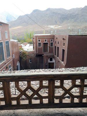سفر تیم طبیعت گردی مرکز به کاشان ، روستای ابیانه و منظقه کویری: عکس شماره 10 / 12