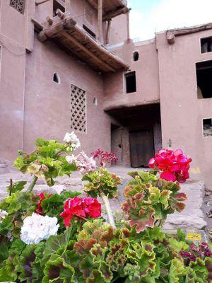 سفر تیم طبیعت گردی مرکز به کاشان ، روستای ابیانه و منظقه کویری: عکس شماره 11 / 12