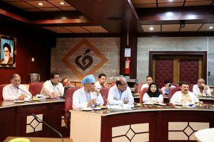 جلسه مورتالیتی مورخ 19 تیرماه 1396 در مرکز قلب و عروق شهید رجایی: عکس شماره 8 / 12