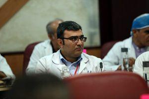 جلسه کمیته مورتالییتی مورخ 20 مهر ماه سال جاری در مرکز قلب و عروق شهید رجایی: عکس شماره 3 / 12
