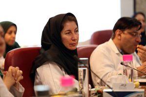 جلسه کمیته مورتالییتی مورخ 20 مهر ماه سال جاری در مرکز قلب و عروق شهید رجایی: عکس شماره 4 / 12
