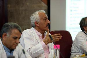 جلسه کمیته مورتالییتی مورخ 20 مهر ماه سال جاری در مرکز قلب و عروق شهید رجایی: عکس شماره 12 / 12