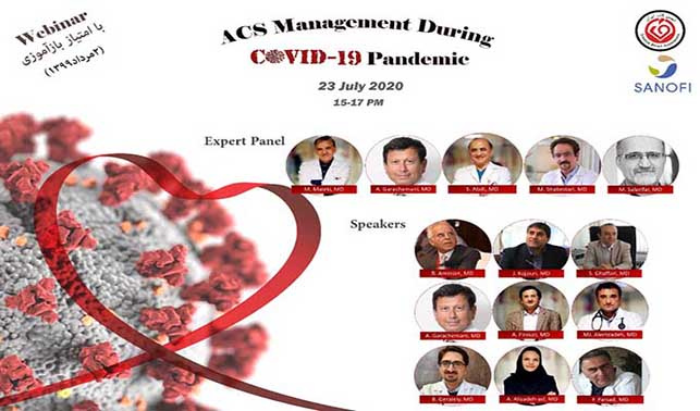 ACS Management During COVID-۱۹ Pandemic